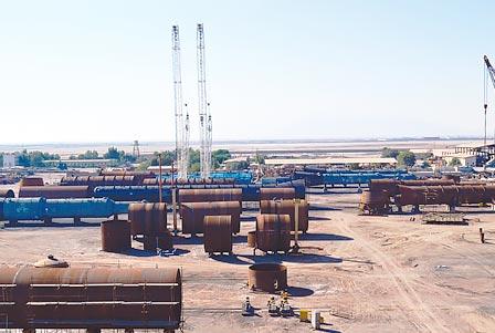 reactorsaz ahwaz factory