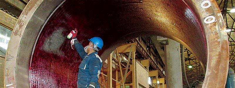 reactorsaz weld engineering and testing