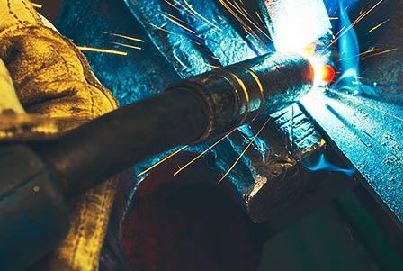 type of welding
