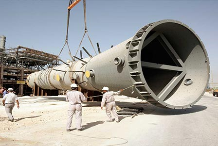 Heavy Steel Equipment