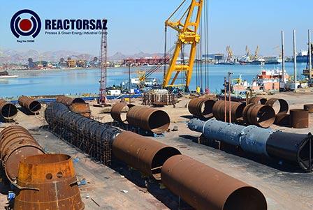 REACTORSAZ Bandar Factory