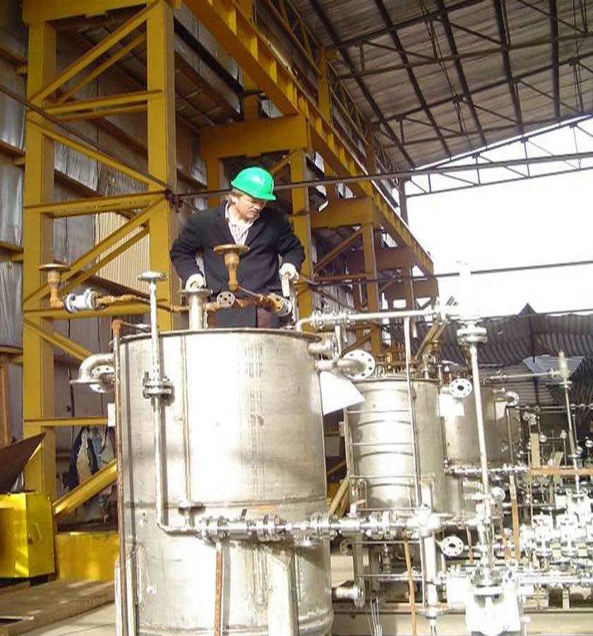 DEMULSIFIER injection Package