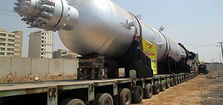 shiraz refinery