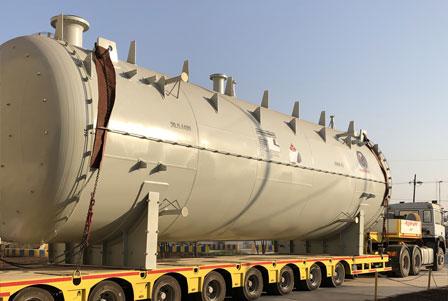 reactorsaz KANGAN Olefin Plant